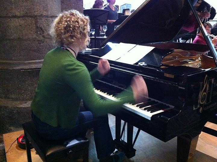 Natalie Bleicher playing Dark Sun by Stephen Montague